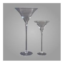 Vase Martini Glas 70