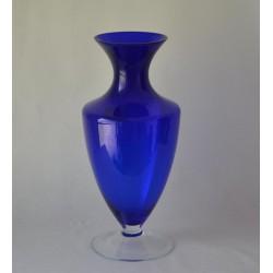 Vase Ophera Kobaltblau