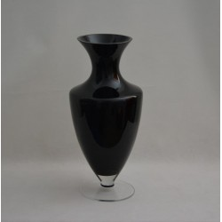 Vase Ophera Schwarz