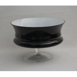 Vase-Schale Magna Plus Schwarz