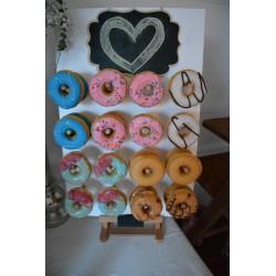 Donut Aufsteller