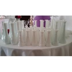 Milchige Vasen Chanty