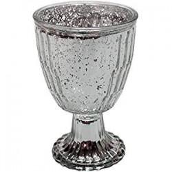 Windlicht Pokal Bauernsilber