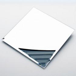 Spiegelplatte viereckig