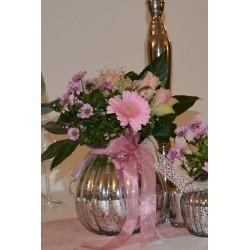 Vase Bauernsilber Tella