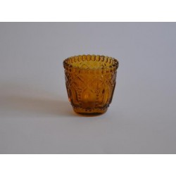 Teelichthalter Ornament