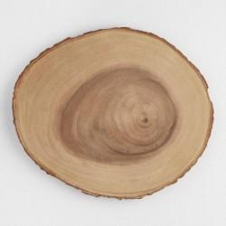 Platzteller- Baumscheibe Wald