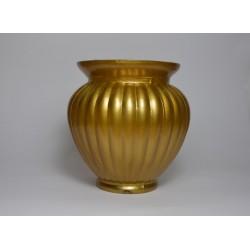Glasvase Mona Gold